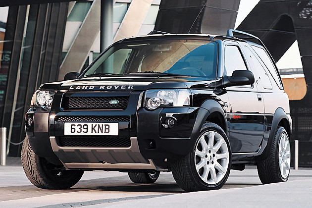 Datei Land Rover Freelander Lrv Fre 04 3t Se 1 Jpg Mg Wiki